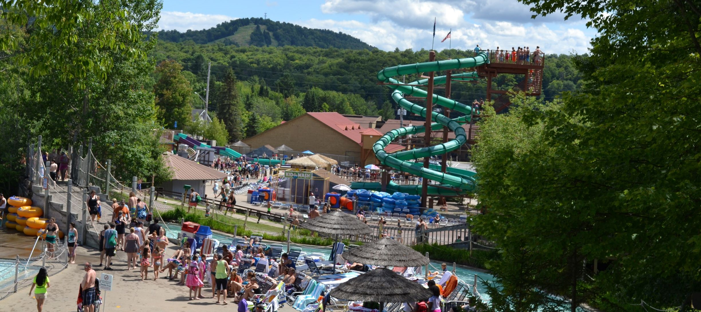 an overview of water safari
