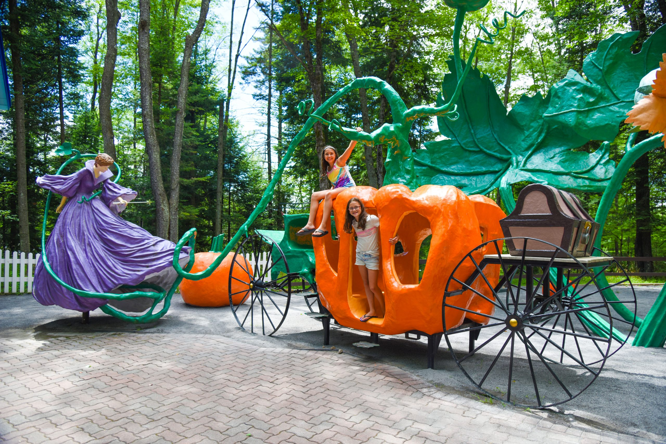 Enchanted Forest Water Safari is more than Rides!