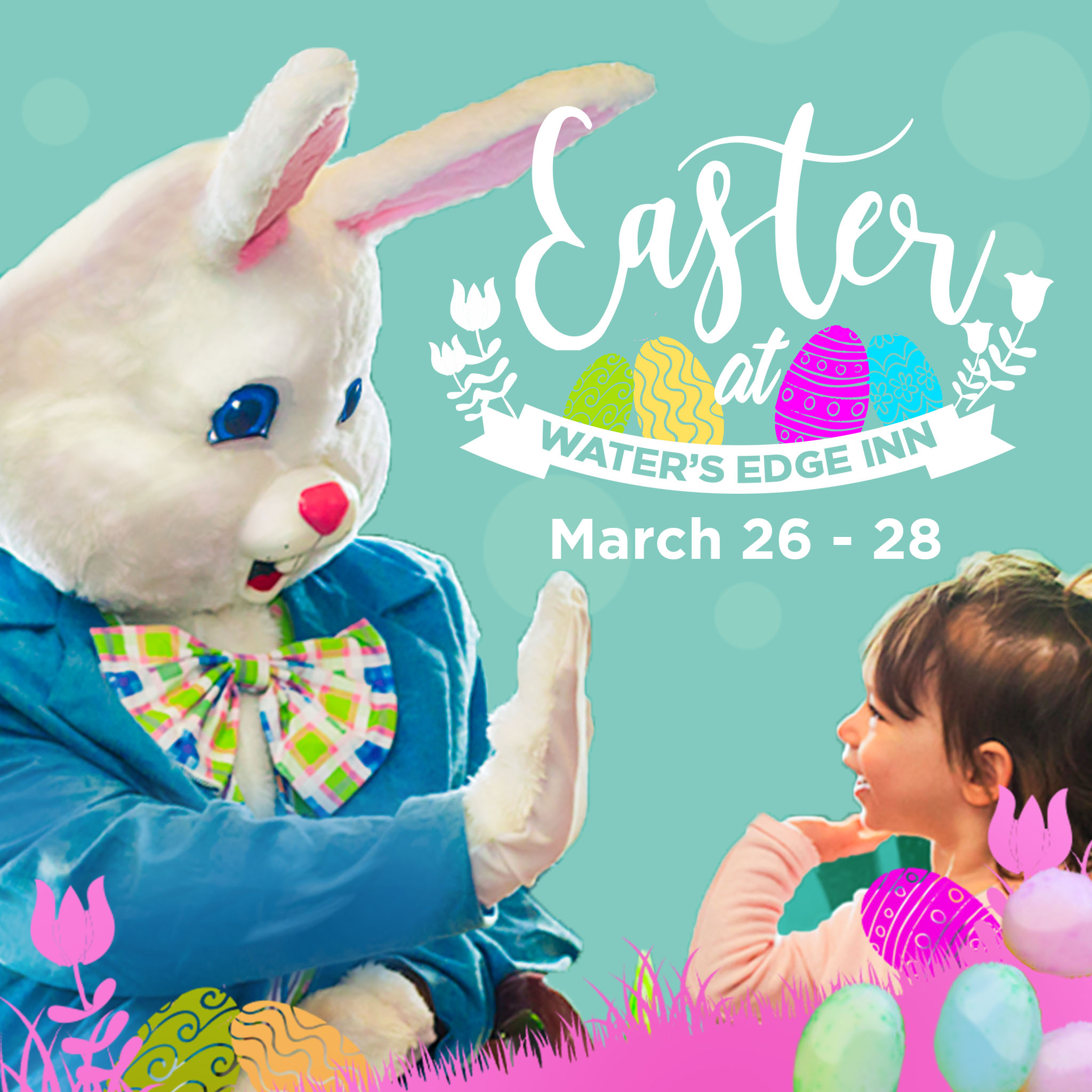 Easter at Water's Edge Inn