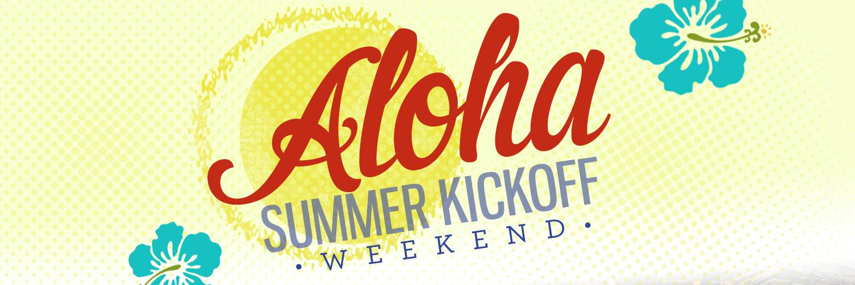 16th Annual Aloha Summer Kick-Off at Old Forge Camping Resort